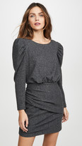 Rebecca Taylor Long Sleeve French Terry Dress