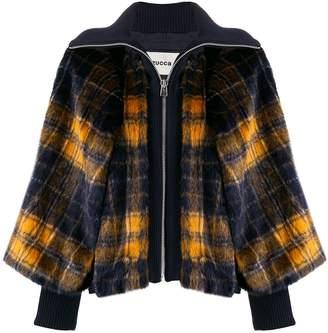Zucca oversized fit jacket