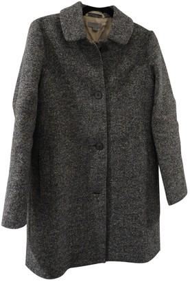 Cos Grey Wool Coat for Women