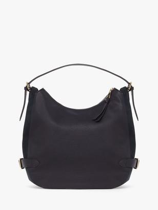 Hobbs Cleveland Leather Shoulder Bag