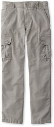 L.L. Bean Men's L.L.Bean Allagash Cargo Pants, Natural Fit