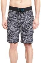 The North Face Men's 'Whitecap' Scalloped Hem Flashdry(TM) Board Shorts