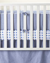 Serena & Lily Color Block Crib Bumper