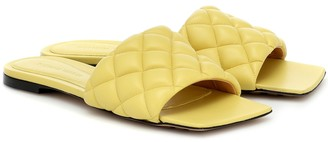 Bottega Veneta Padded leather sandals