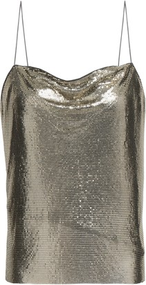 Alice + Olivia Chainmail Camisole