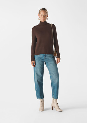 Phillipa Roll Neck Knit