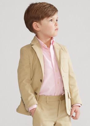 Ralph Lauren Stretch Chino Suit Jacket