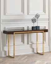 Interlude Osia Veneer Console Table