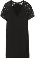 Joseph Jinny broderie anglaise cotton-blend dress