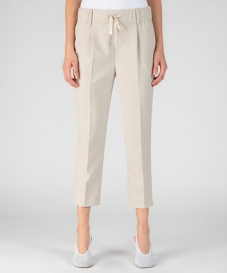 Atm Micro Twill Pull-On Pants - Faded Khaki
