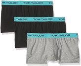 Tom Tailor Men's Hip Pants 3er Pack Trunk,(Herstellergröße: M/5) pack of 3