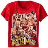 WWE Boys 2-7 Wrestlemania Tee