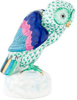 Herend Owl on Base Figurine
