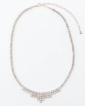 Le Château Gem Collarbone Necklace