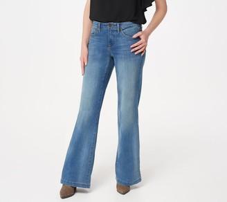 NYDJ Wide Leg Trouser Jeans -Clean Cabrillo