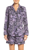 Lauren Ralph Lauren Sateen Short Pajamas
