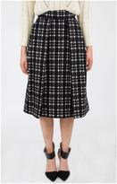 J.o.a. Plaid Skirt