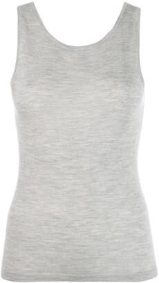 N.Peal Fine Knit Tank Top