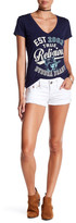 True Religion Basic Cutoff Short