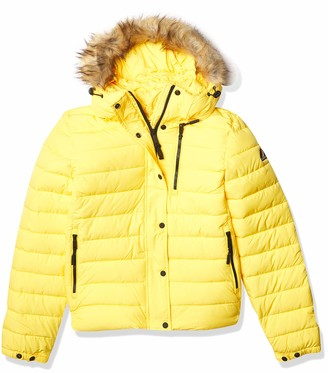 Superdry Women's Classic Faux Fur Fuji Jacket