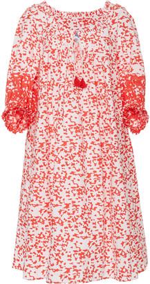 Thierry Colson Eva Printed Cotton Dress