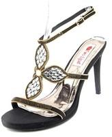 Two Lips Kayla Women Open-toe Synthetic Slingback Sandal.
