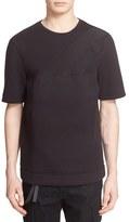 Helmut Lang Men's Embroidered Short Sleeve T-Shirt