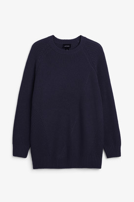 Monki Thick knit sweater