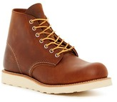 """Red Wing Shoes 6\"""" Round Toe Boot"""