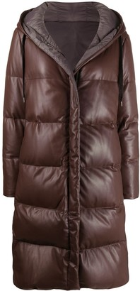 Brunello Cucinelli Padded Mid-Length Jacket