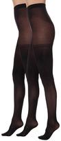 Lauren Ralph Lauren Lightweight Opaque Tight 2 Pack