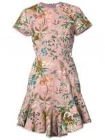 Zimmermann 'tropicale' Lattice Dress