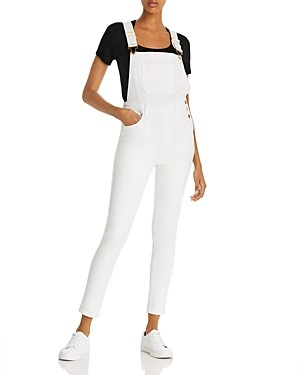 WeWoreWhat Onia x High-Rise Skinny Overalls