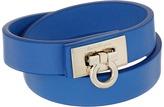 Salvatore Ferragamo 345921 Gancet 2G Bracelet Bracelet