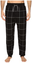 Kenneth Cole Reaction Banded Flannel Pants