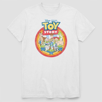 Disney Men' Diney Toy tory Group hort leeve Graphic T-hirt -