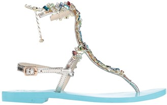 HADEL Toe strap sandals