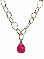 Style Tryst Teardrop Stone Necklace