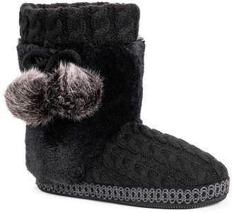 Muk Luks Women Coralee Boot Slippers