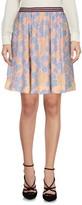 Patrizia Pepe Knee length skirts - Item 35340270