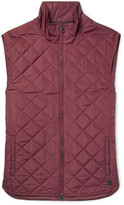 Dunhill - Quilted Shell Gilet