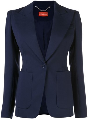 Altuzarra Slim Fit Blazer