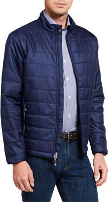 Peter Millar Men's Hyperlight Quilted Jacket