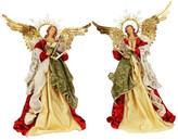 "Mark Roberts Heavenly Angels 25"" Decoration 2-Piece Set"