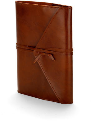 Aspinal of London Envelope Wrap Refillable Journal