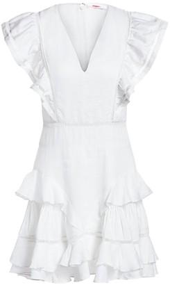 Etoile Isabel Marant Audrey Flutter A-Line Dress