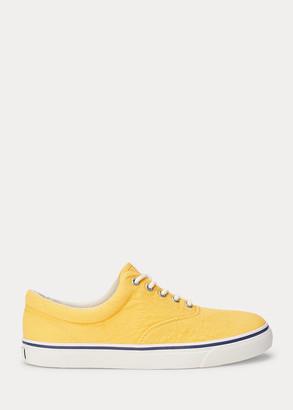 Ralph Lauren Harpoon Canvas Sneaker
