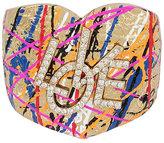 Betsey Johnson Harlem Shuffle Graffiti Cuff