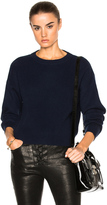 Frame Cropped Sweater