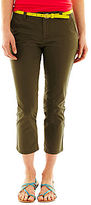 JCPenney jcp Cropped Pants